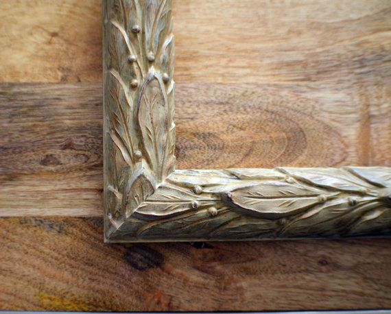 Willow Tree Cream Washed Custom Wood Art Picture By Theframefarm
