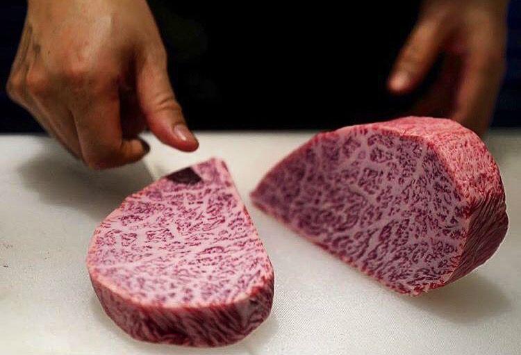 Perfect Marbling Waygu Beef Marbled Beef Cooking Meat Beef Steak