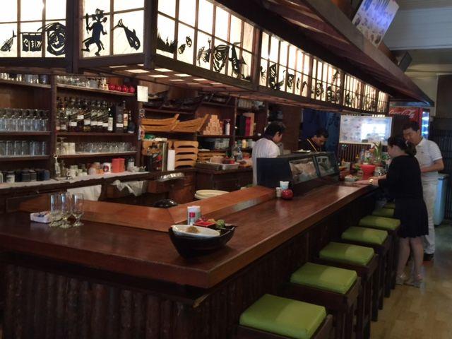 Restaurante Yamaga, tradicion y calidad en el corazon de Liberdade el barrio japones de Sao Paulo