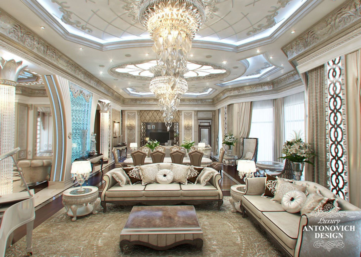 Curious access to find for Living room ideas dubai