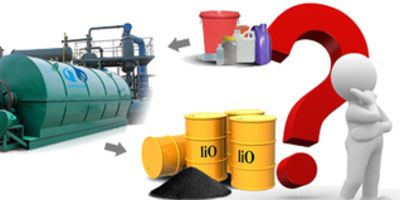 Manufacture Sale Of Plastic To Oil Machine Covert Waste Plastic Into Fuel Oil Plastic Oil Refinery Machine Can Refine Plastic Oil To Diesel Pyrolysis Plant Recycling Machines Oil Refinery Plastic Bottle Caps