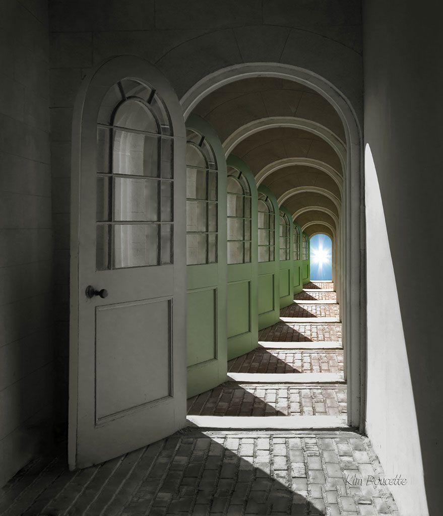 'maze within a maze'