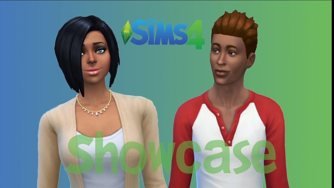 The Sims 4 Francisco Family Showcase Sims