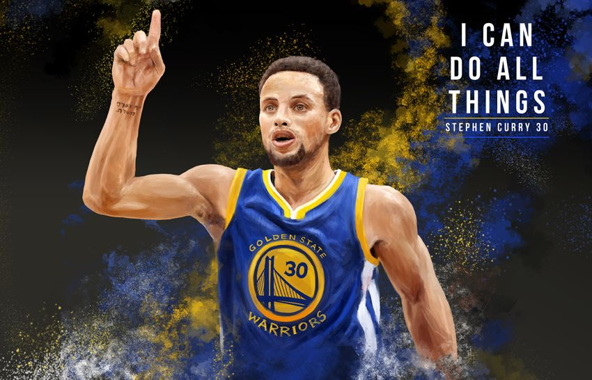 I Can Do All Things Stephen Curry 30 Stephencurry Nba Warriors