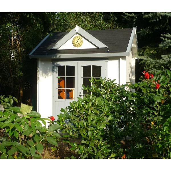 250 Cm X 250 Cm Gartenhaus Clockhouse Halifax Jetzt Bei Wayfair De Finden Entdecke Mobel Accessoires Passen Roof Styles Outdoor Structures Garden Structures