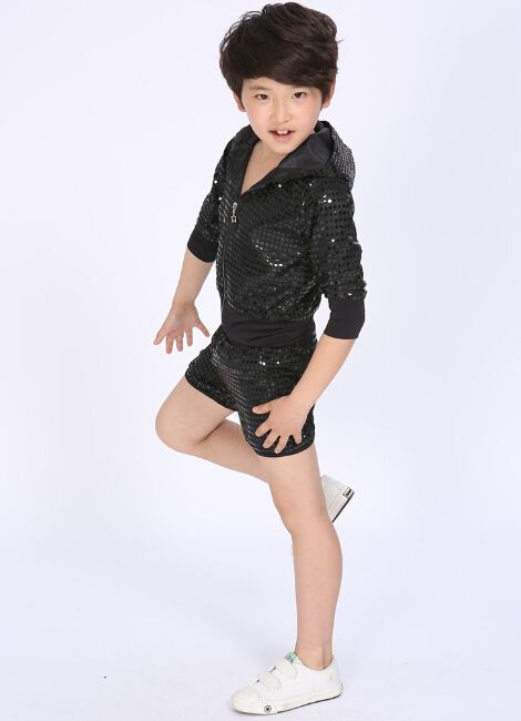 Niños trajes de danza jazz 5 colores A 067 trajes de baile de jazz para las 32d675c2f00