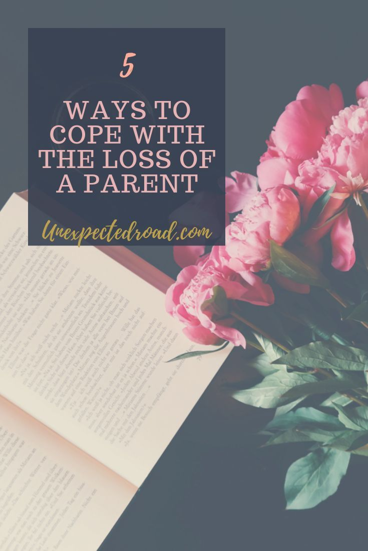 Dealing with the loss of a parent can be extremely difficult. You go through a wave of emotions and sometimes it can be hard to deal with them. I put together this list of the 5 ways to cope with the loss of a parent. Clink the link to read my story.