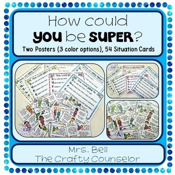 How Could You Be Super? Teaching students how they can help