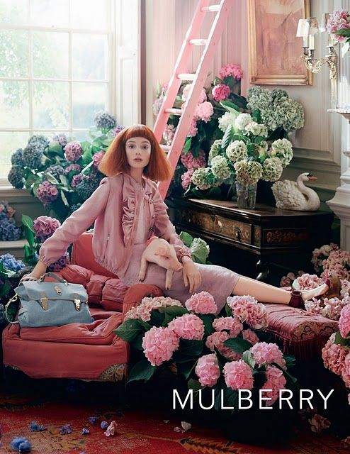 mulberry ss11 by tim walker