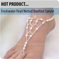 summer foot jewelry