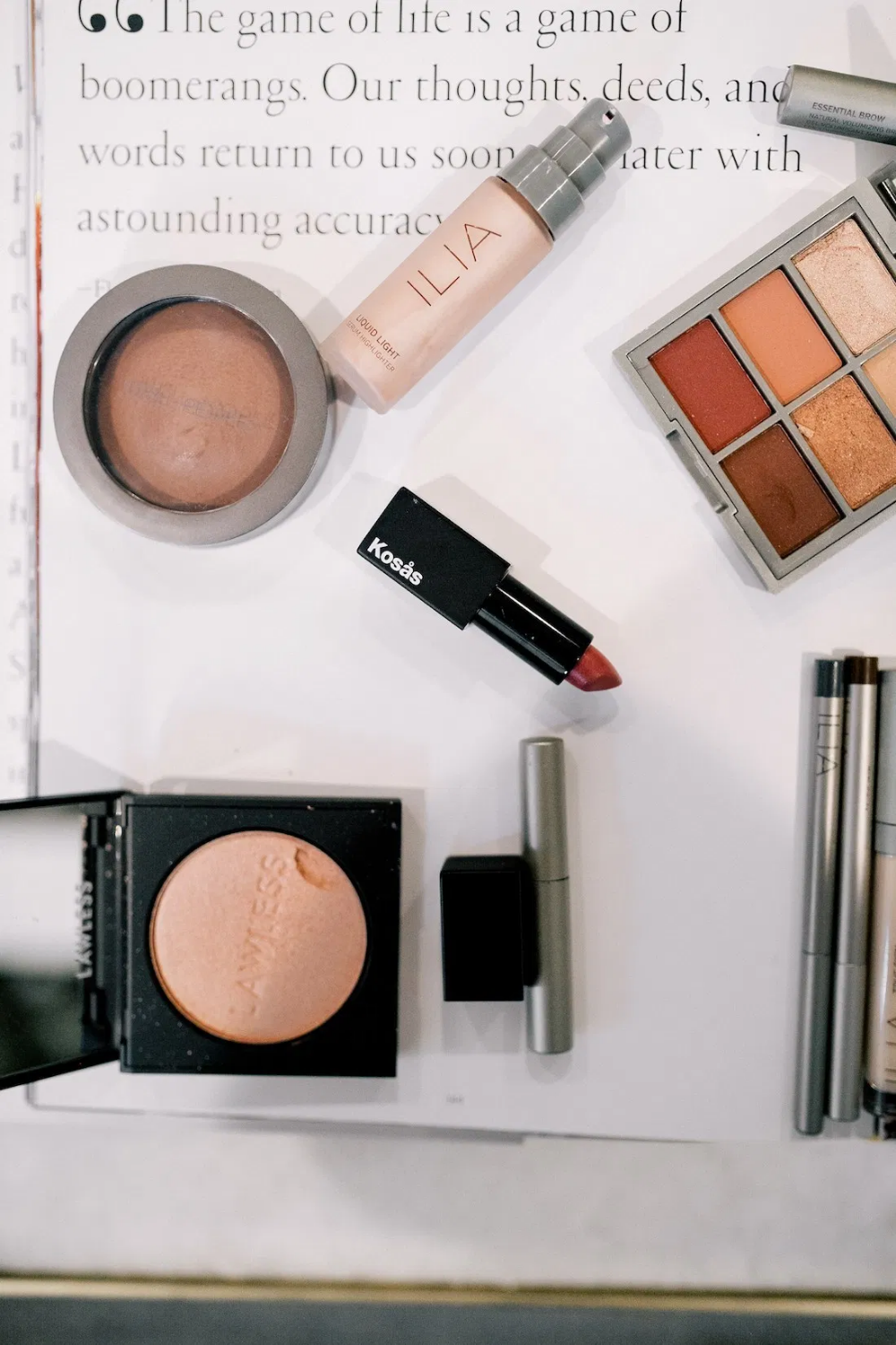A {Mostly} Clean Makeup Routine! Grace Atwood of Clean