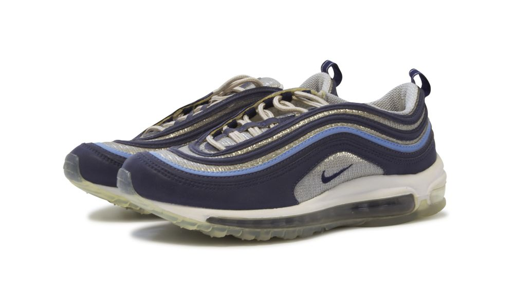 competitive price acf94 85951 Nike Air Max 97  Navy Light Blue Silver