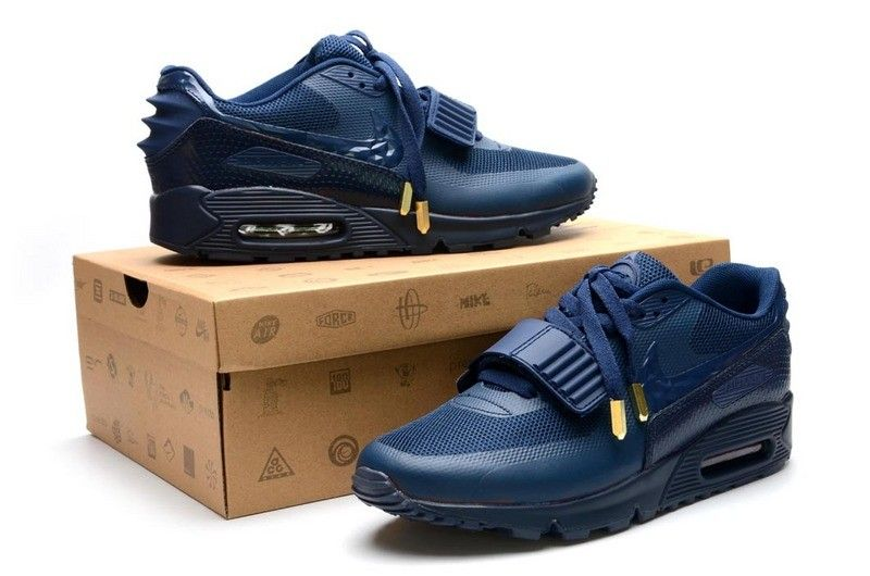 fresh styles official store new concept Nike Air Max 90 AIR YEEZY II 2 SP MAX 90 THE DEVIL SERIES ...