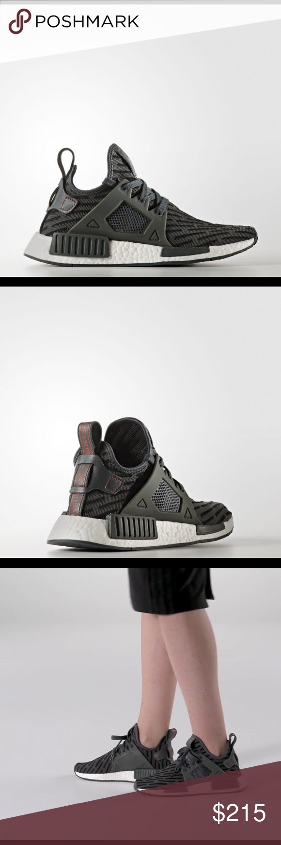 Adidas NMD R1 WOMENS SIZE 8 NEW Women s Adidas Originals NMD XR1 W Utility  Ivy Core 8f491d268c
