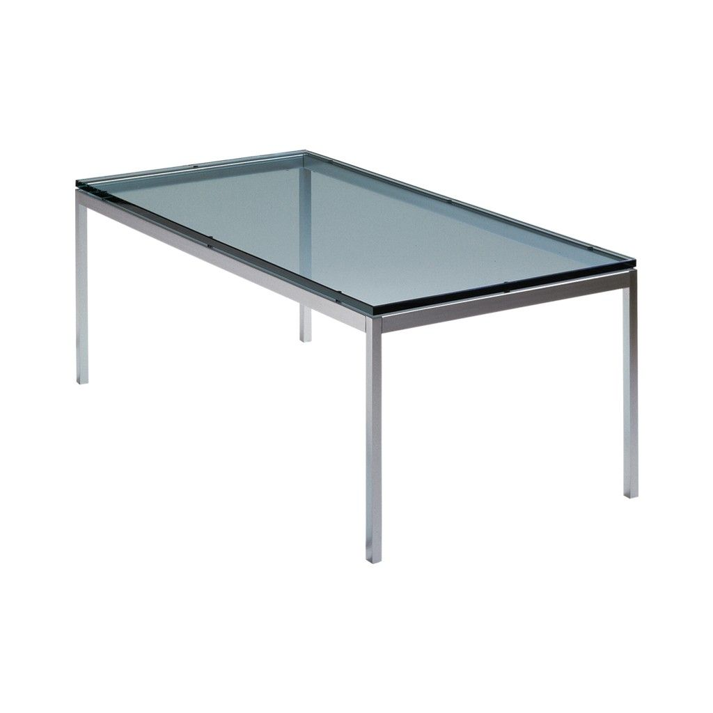 Table Basse Rectangulaire Knoll Table Basse Rectangulaire Table Basse Table Basse Verre