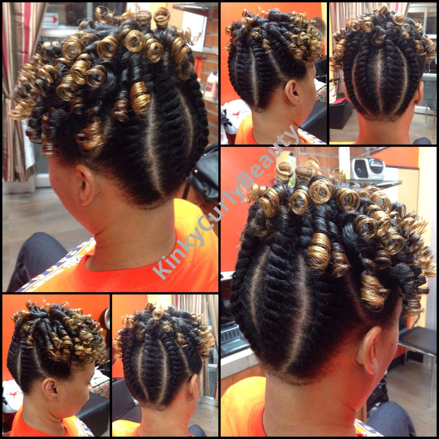 black hair rods styles flat twists and rods one of my signature updo s 2129
