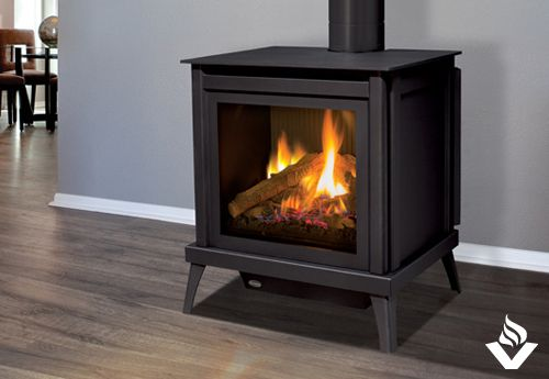 The Enviro S40 Features A Clean Heavy Duty Design Which Makes It A Great Option For Any Style Of Space Free Standing Gas Stoves Gas Stove Fireplace Gas Stove