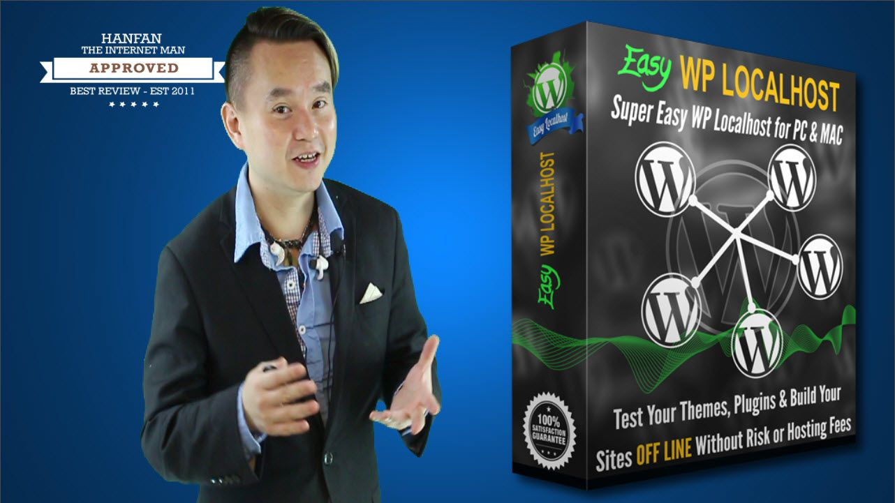 Easy WP Localhost Review and Bonuses - go here: http://hanfanapproved.com/hfersn/EasyWPLocalhostEarlyBird to watch Easy WP Localhost Review, And get Han's Other Awesome Easy WP Localhost Reviews! And get yours Easy WP Localhost Review along with Han's Awesome Easy WP Localhost Bonus! Easy WP Localhost is software that installs on a PC or MAC that allows users to run Wordpress test sites locally Without Any Technical Skills! With a Well Configured Easy WP Localhost You Can Test Themes…