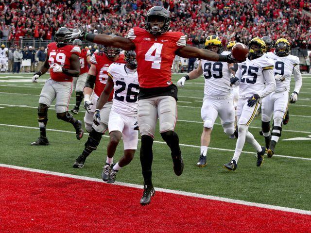 Windsor Wayne State Physicist Says Michigan Osu Refs Wrong On Spot Ohio State Buckeye Nation Michigan Football