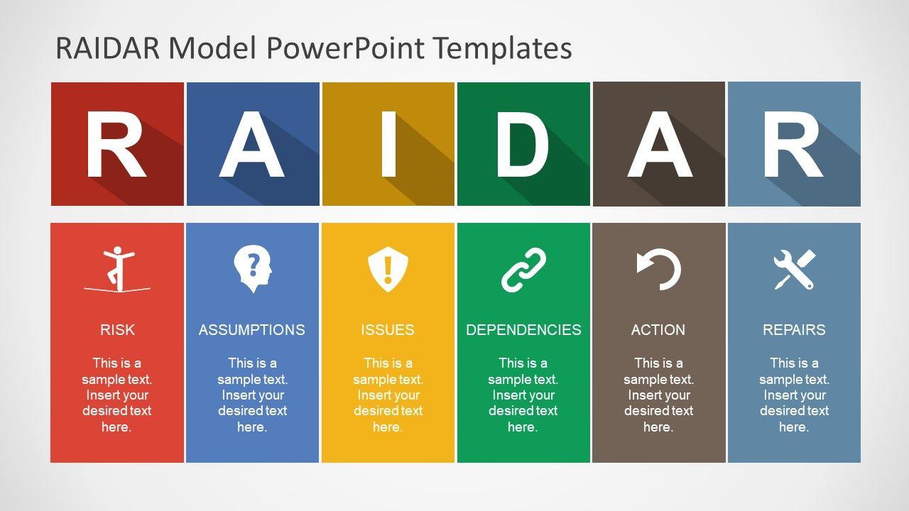 Raidar Model Powerpoint Templates Templates Business