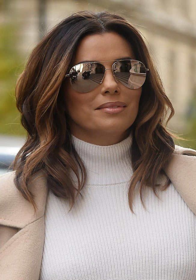 inspiration coiffure les plus belles coupes de cheveux mi longs eva longoria hair style and. Black Bedroom Furniture Sets. Home Design Ideas