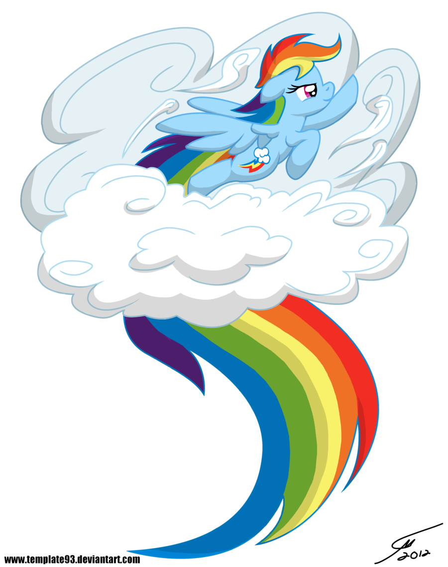 Rainbow Dash by Template93.deviantart.com on @DeviantArt ...