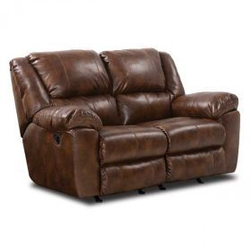 rocking reclining loveseat it rocks and it s bigger than a chair
