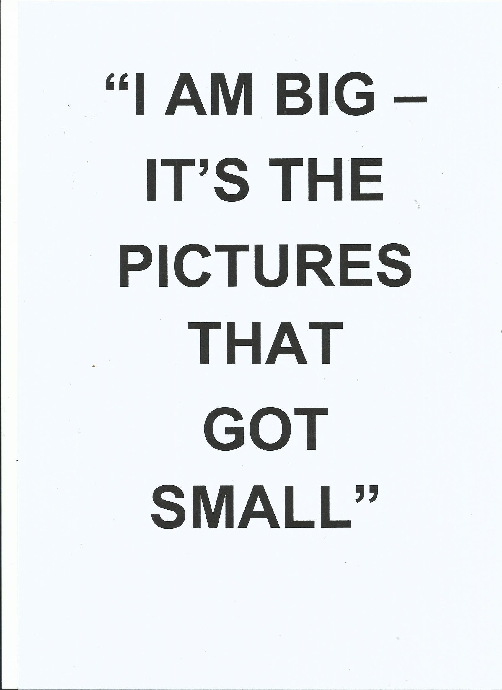 Gloria Swanson Sunset Boulevard One Of My Favorite Movie Quotes
