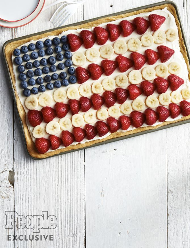 4th of July: 25 Red, White and Blue Dessert Recipes