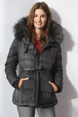 Buy Short Down Jacket from the Next UK online shop | Coats ...