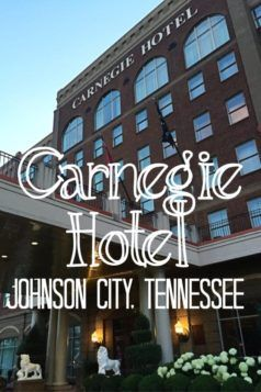 Carnegie Hotel In Johnson City Tennessee Johnson City Tennessee Johnson City Tennessee