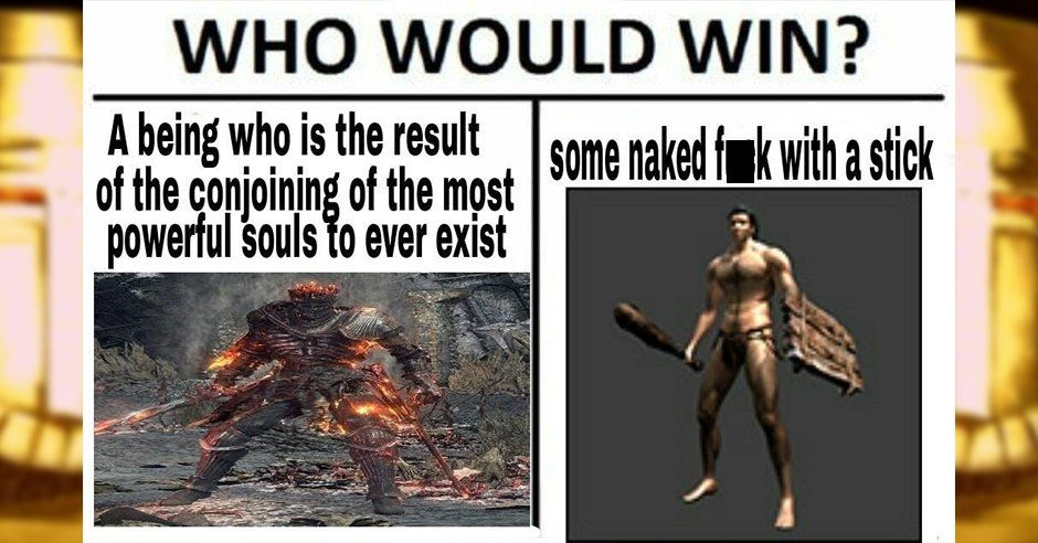 20 Dark Souls Memes That Are Lit As A Bonfire Dorkly Lol Dark Souls Funny Dark Souls Meme Dark Souls