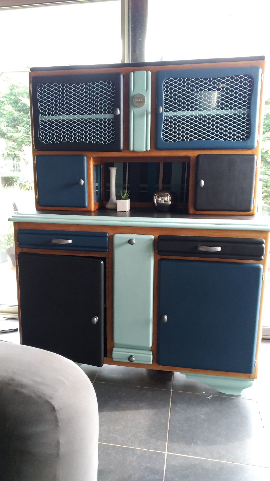 Furniture Meubles Cuisine Küchenanrichte   Möbel Ebay Küchen Neu