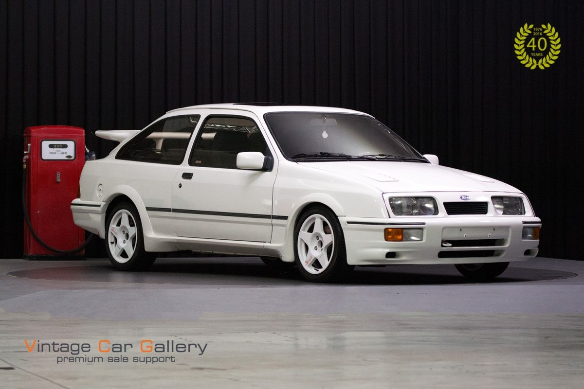 1986 Ford Sierra Cosworth - RS | Classic Driver Market