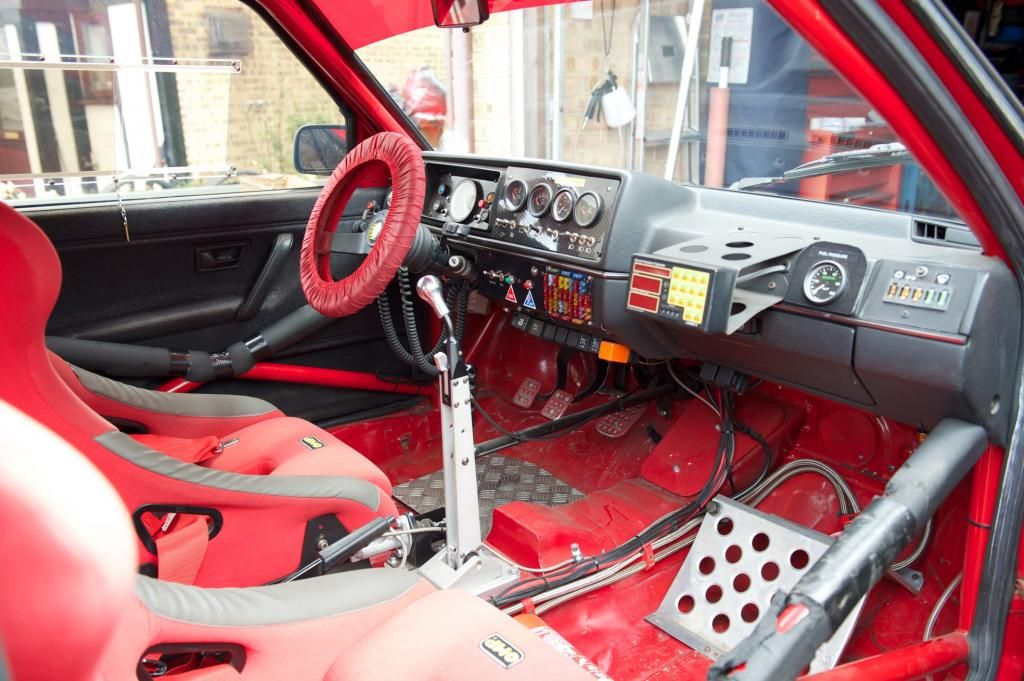 Mk2 Golf GTI tarmac rally car for sale | golf rally | Pinterest ...