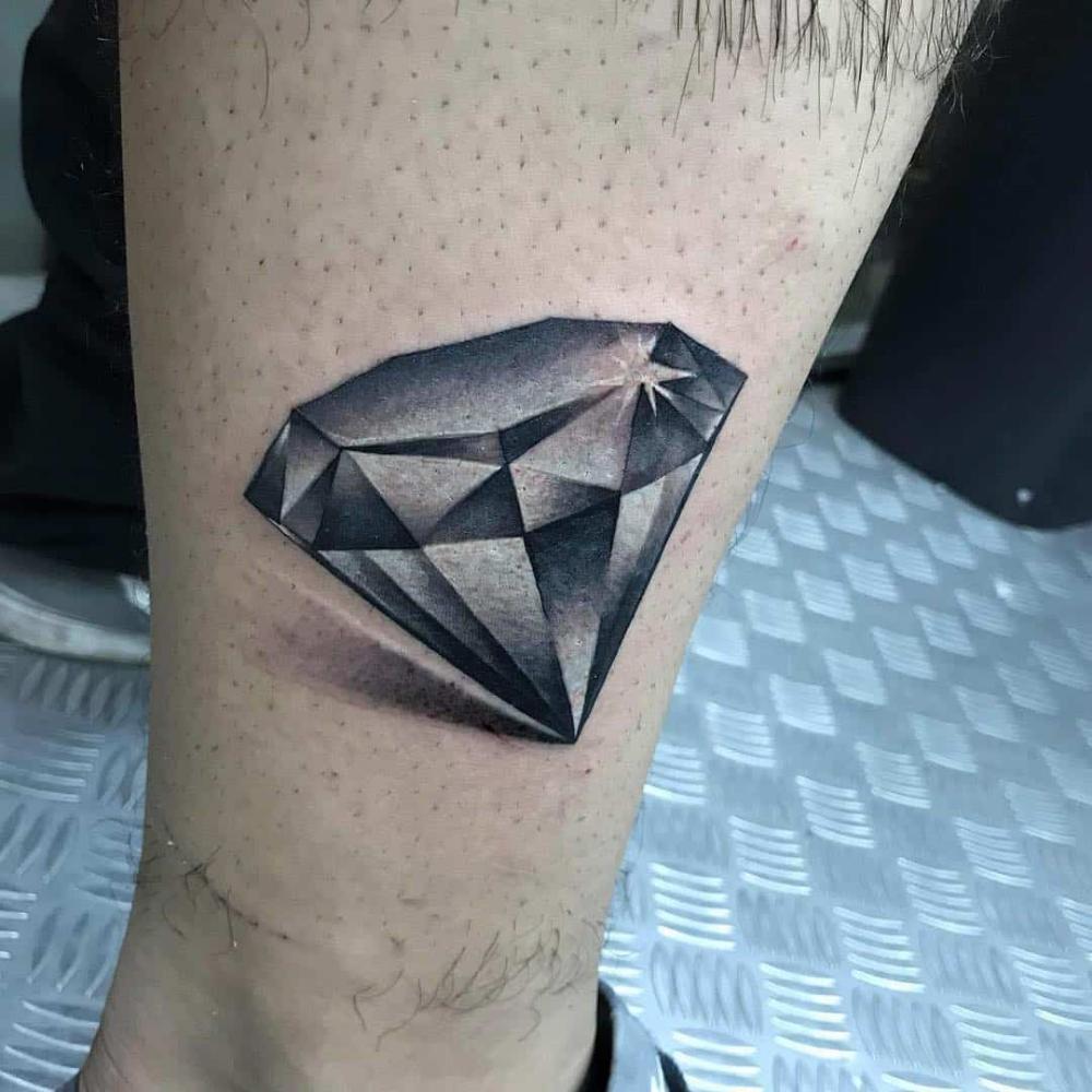 Tatuaggio Diamante Cerca Con Google Tatuaggi Diamante Pietre