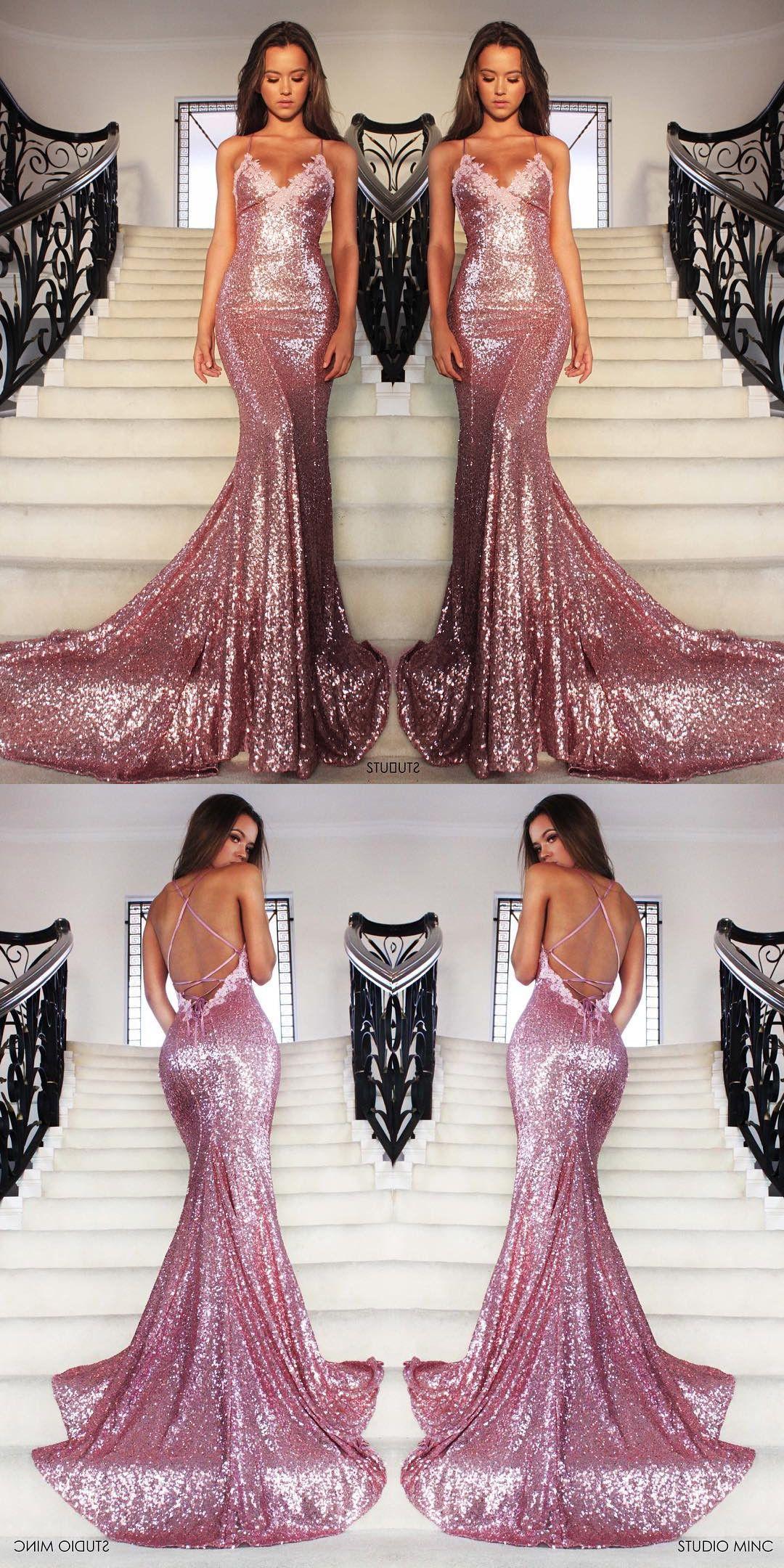 33eebd07f27da Fancy Prom Dresses 2018