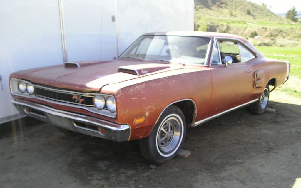 Held For Ransom: 1969 Dodge Coronet R/T - http://barnfinds.com/held-for-ransom-1969-dodge-coronet-rt/