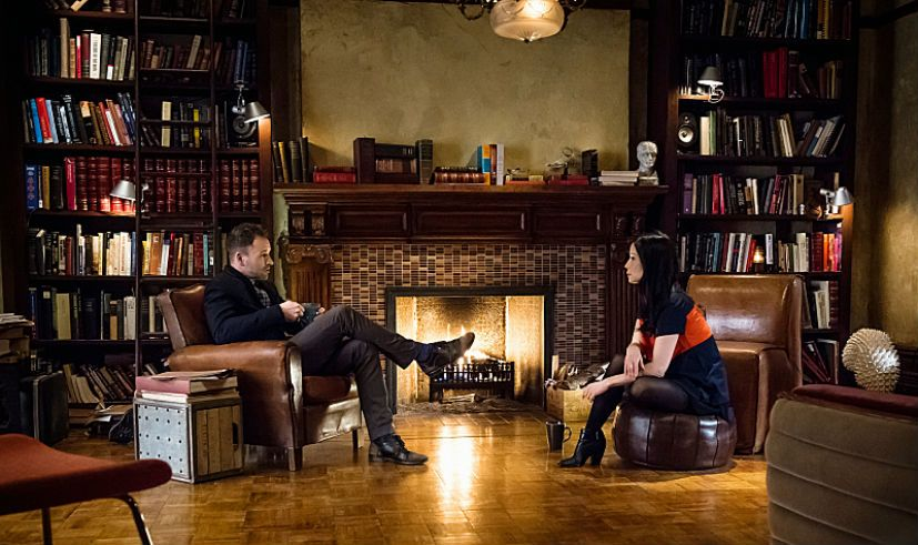 CBS Elementary Set | 221B Baker Street | Elementary tv ...