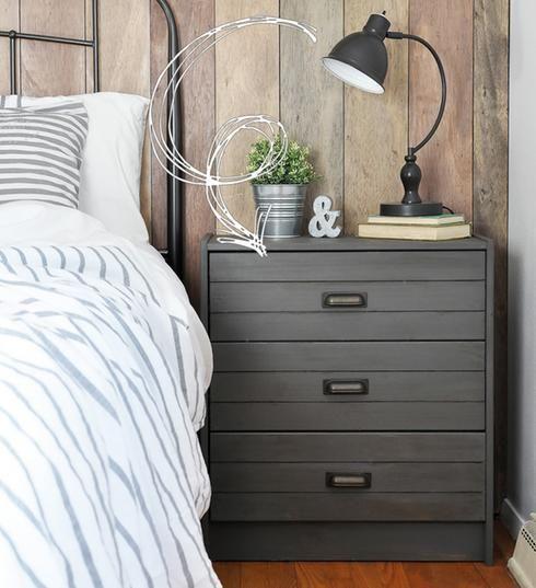 10 fa ons de transformer le meuble rast de chez ikea. Black Bedroom Furniture Sets. Home Design Ideas
