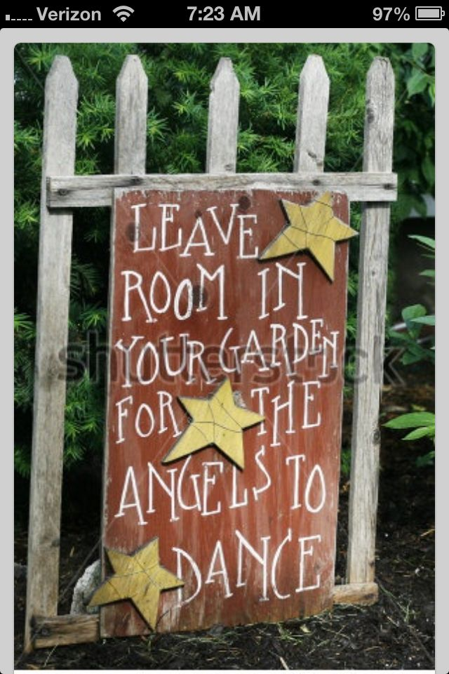 Herb Garden Signs And Sayings