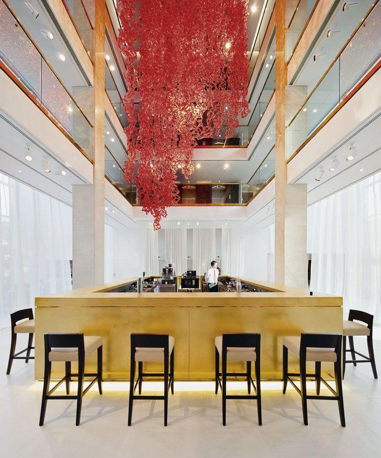Matteo Thun u0026 Partners Interior design