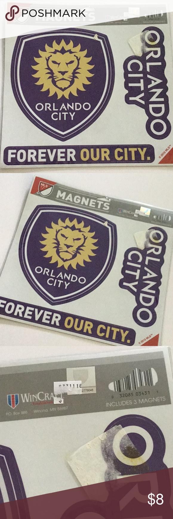 MLS Orlando city car 3 pack 3 in total