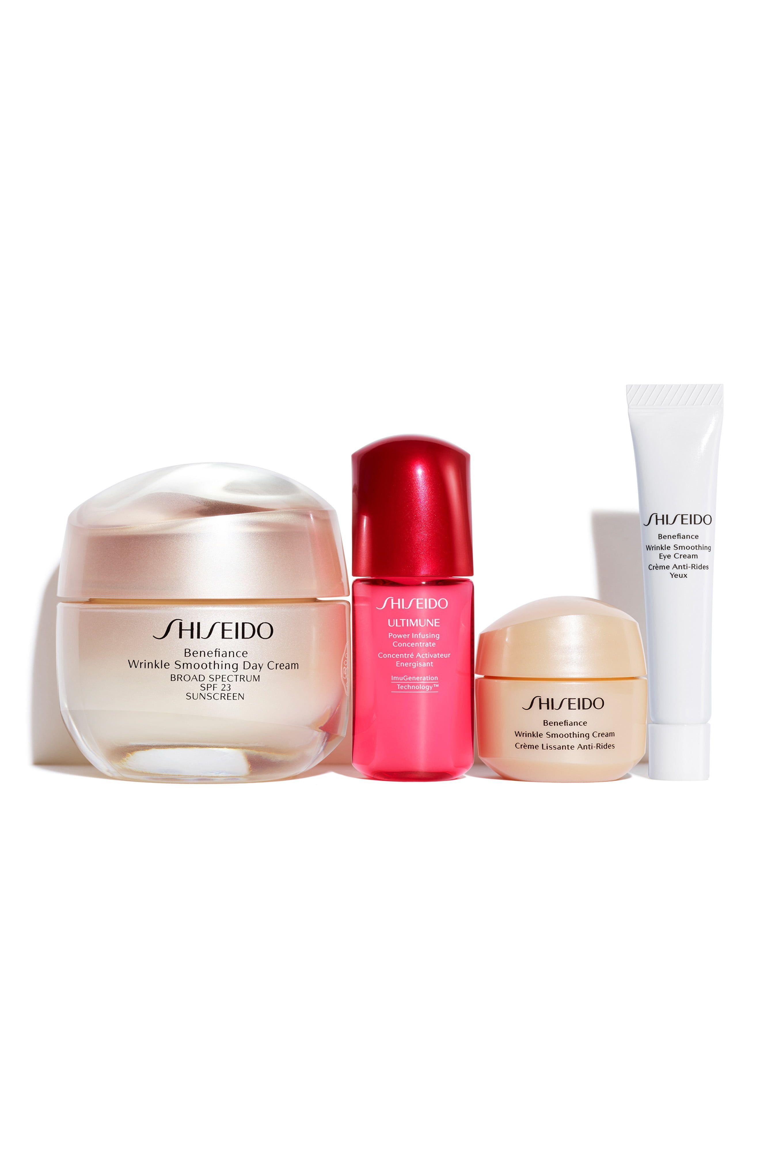 Shiseido Benefiance Smooth Skin Sensations Skin In 2020 Lotion For Oily Skin Natural Acne Skin Care Moisturizer For Oily Skin