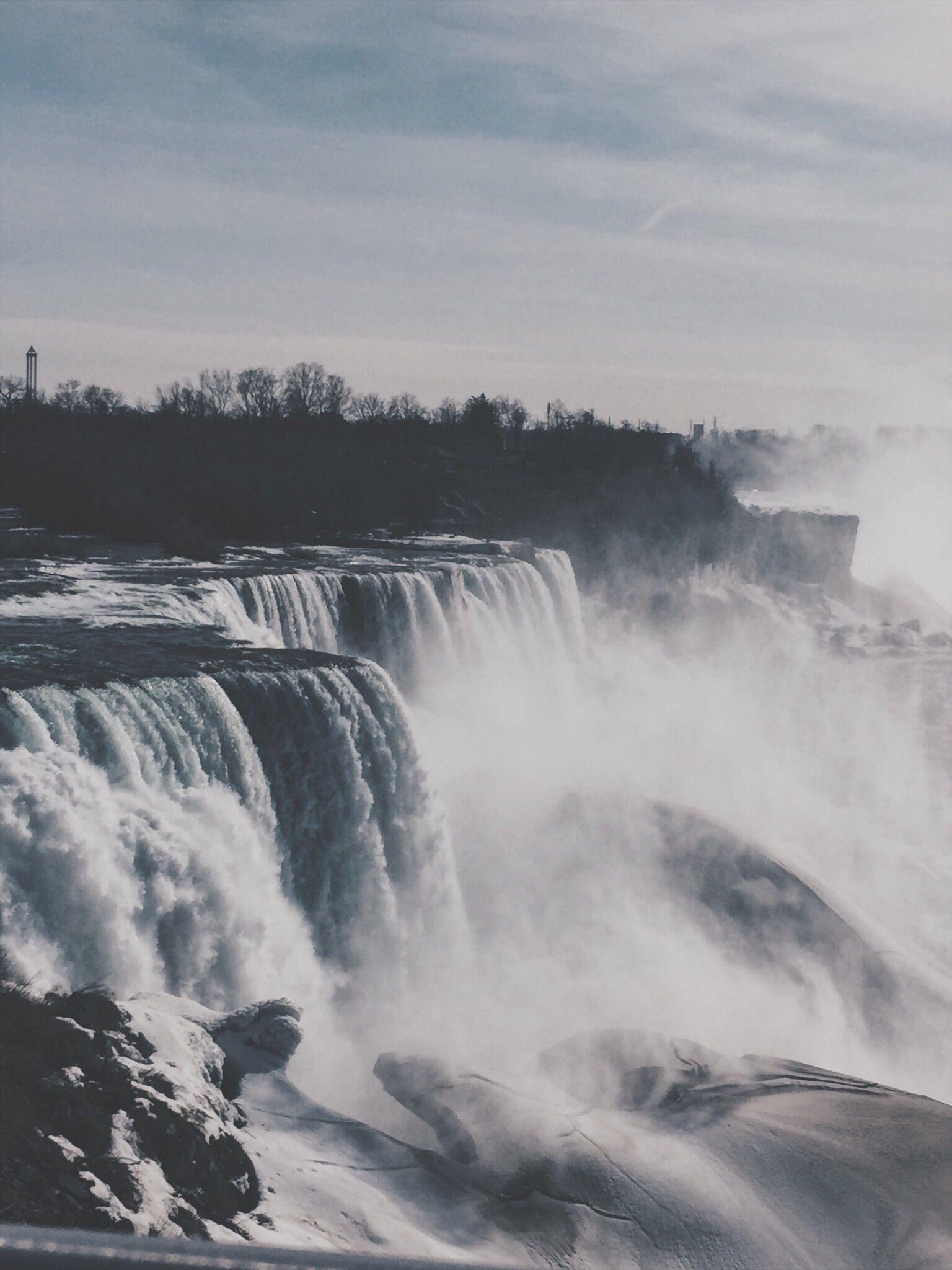 Pin By Meredith On Vsco Niagara Falls Natural Landmarks Niagara