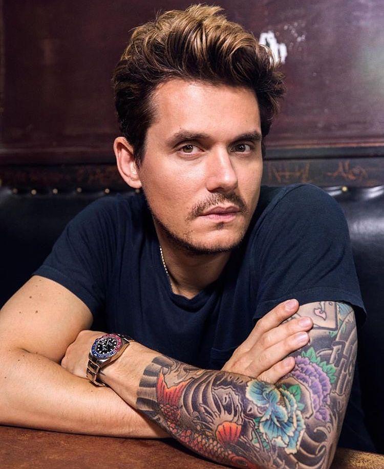 Jmayer John Mayer Tattoo John Mayer John Mayer Lyrics
