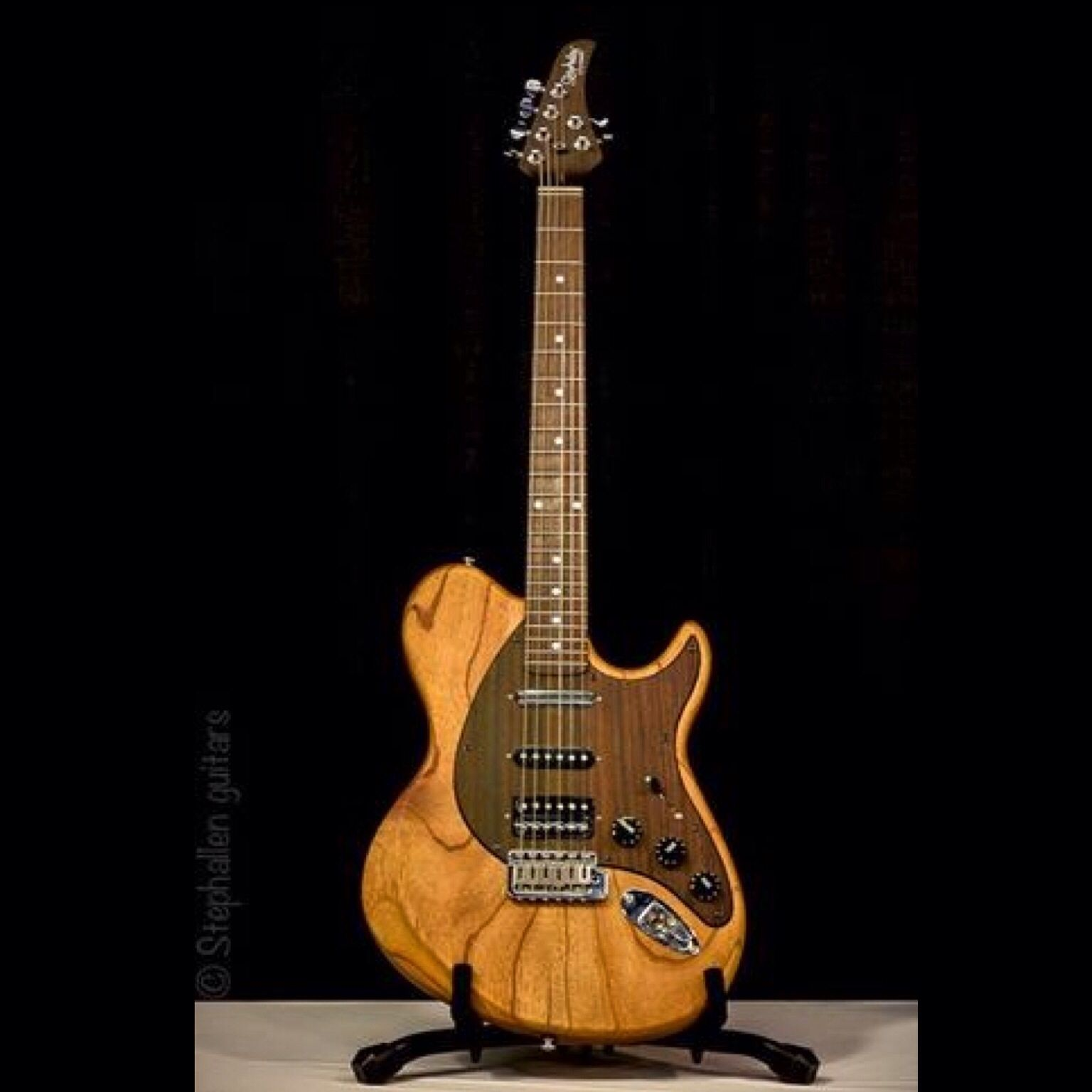 Stephallen Neoclassic #stephallen #guitars #neoclassic #vintage