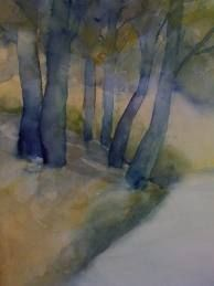 aquarell bäume - Google-Suche
