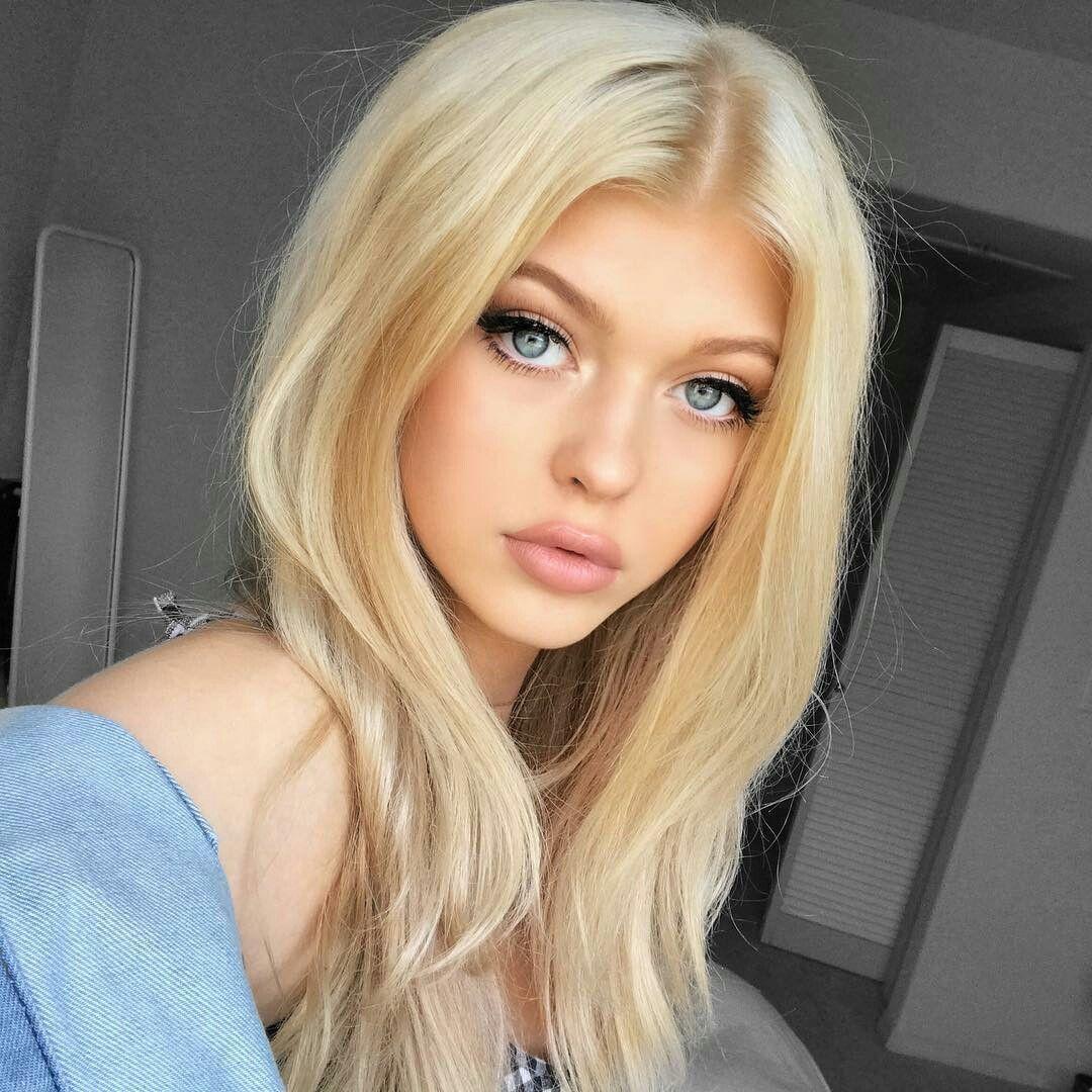 Stunning And Surprising New Looks: Loren Gray, Beautiful Blonde