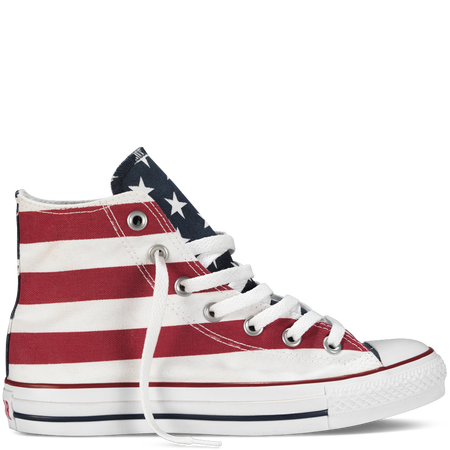 Chuck Taylor All Star Americana   Converse chuck taylor, Chuck ...